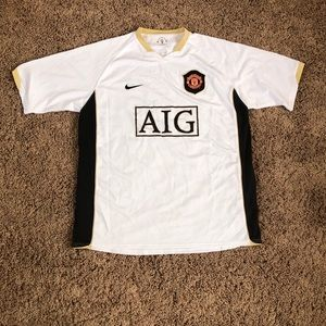 🔥Nike Manchester United Jersey 2006/2007🔥
